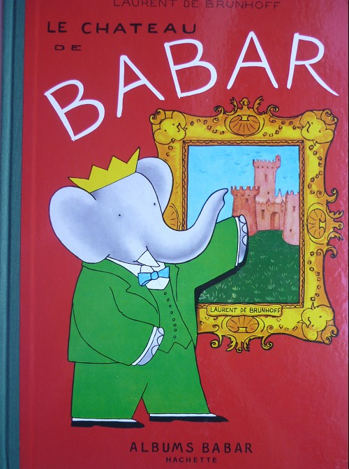 images de  babar