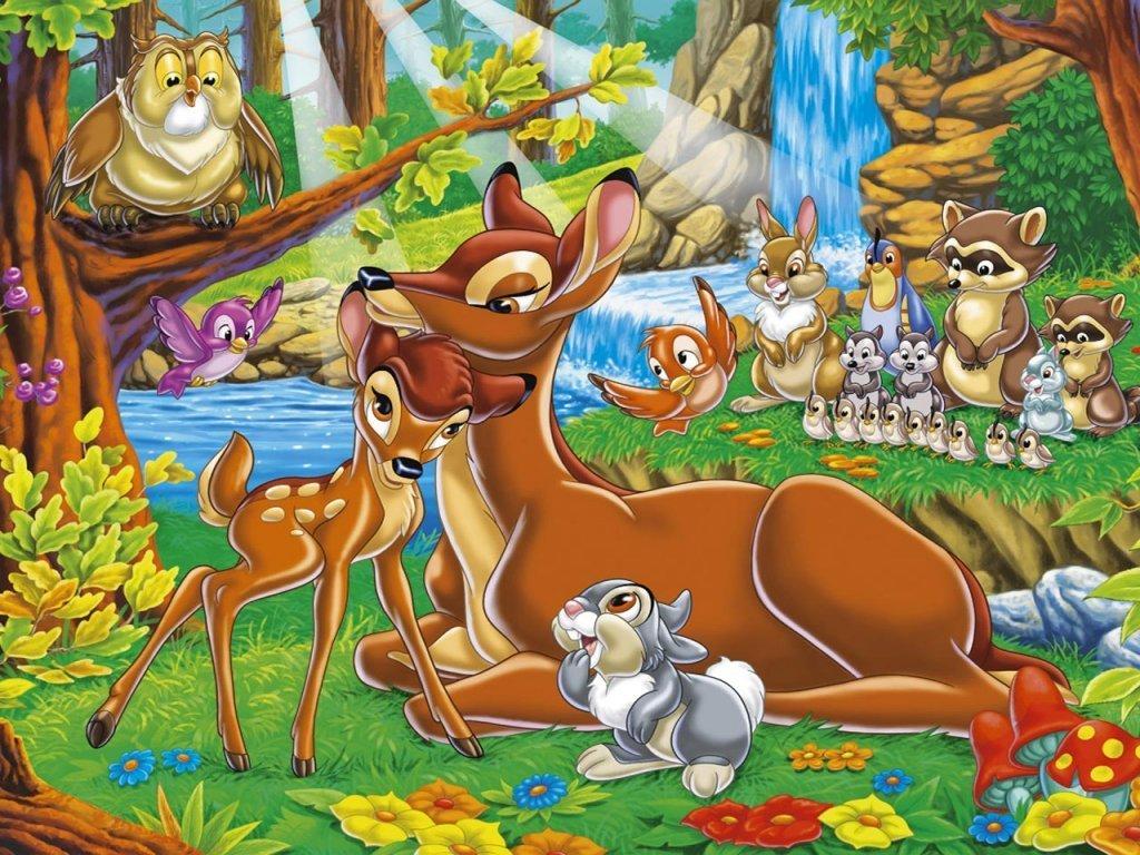 images de bambi