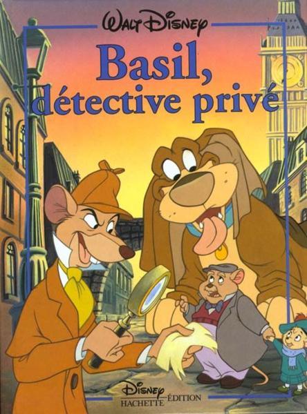 image basil detective prive