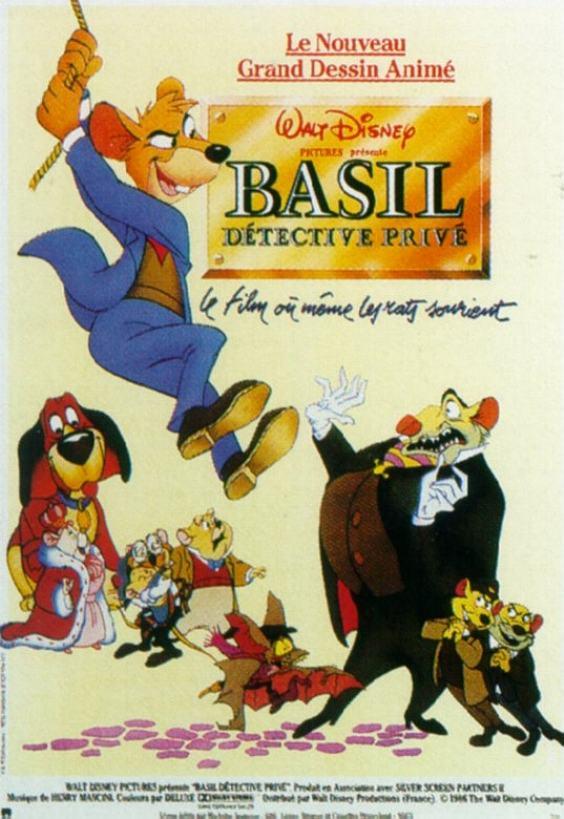 images basil detective prive