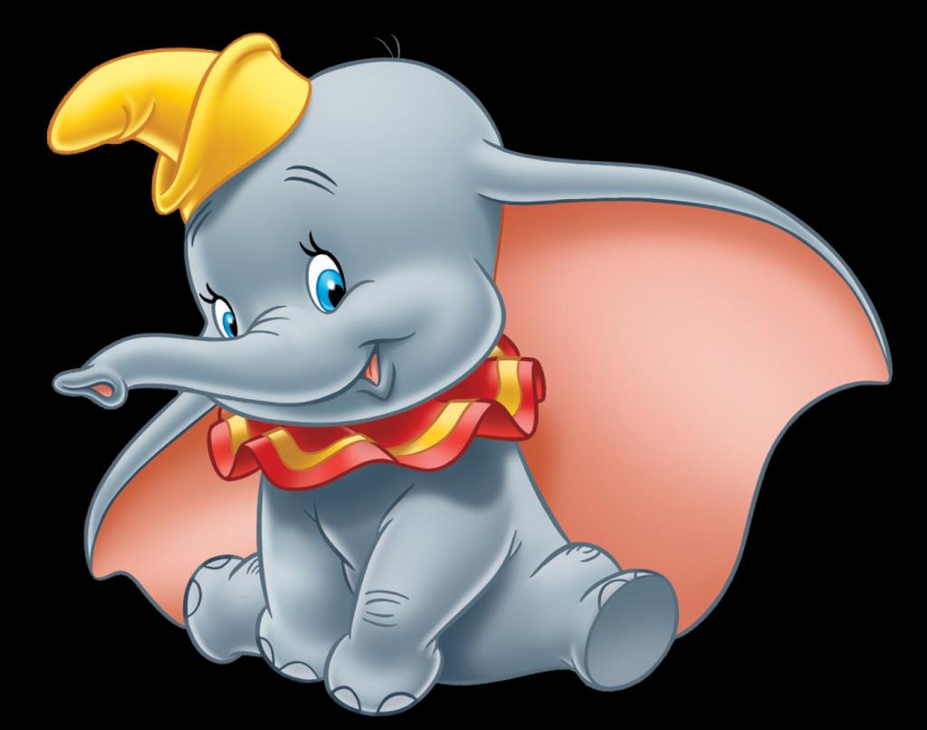 illustration dumbo