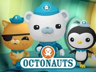 image Les Octonauts