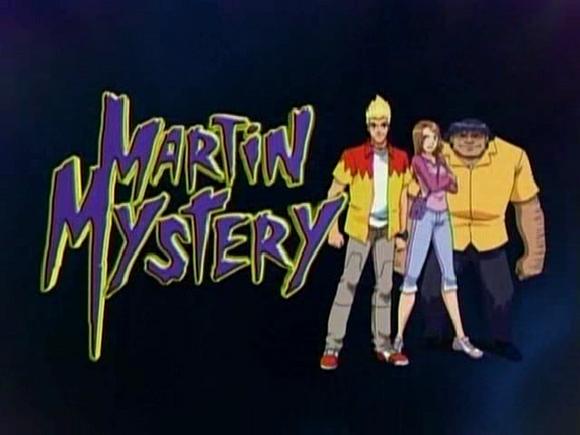 image martin mystere