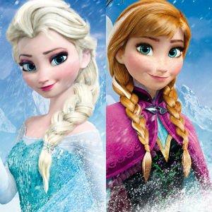 image dvd la reine des neiges