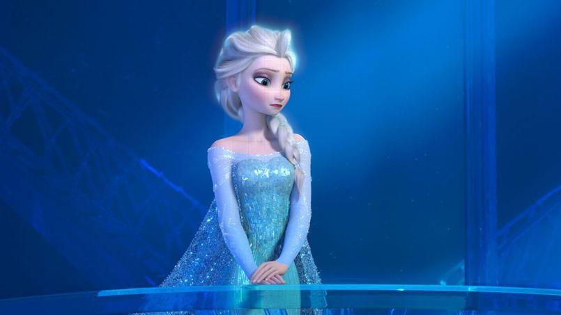 image la reine des neiges anna