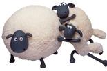 images de  shaun le mouton